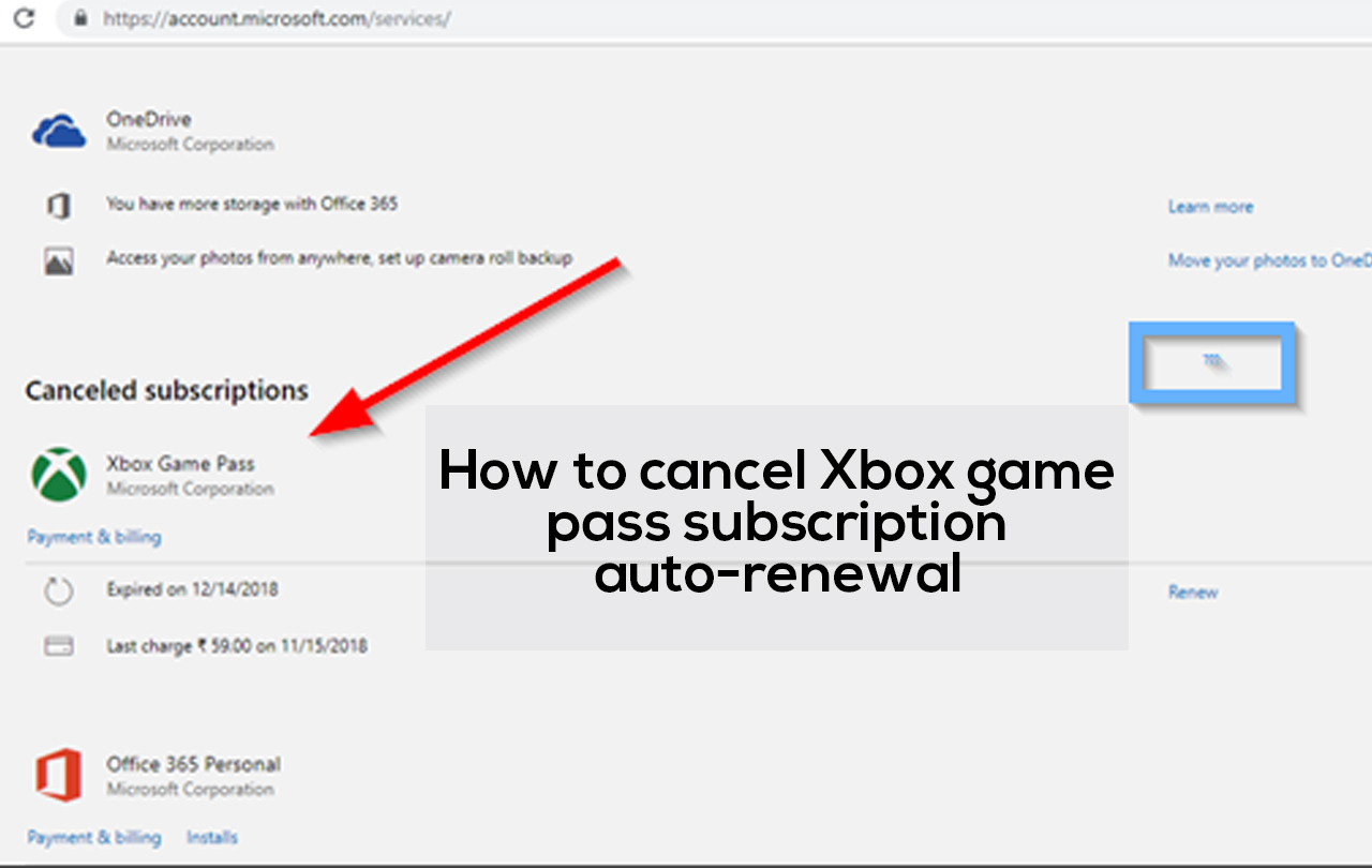 How To Cancel Xbox Game Pass Subscription