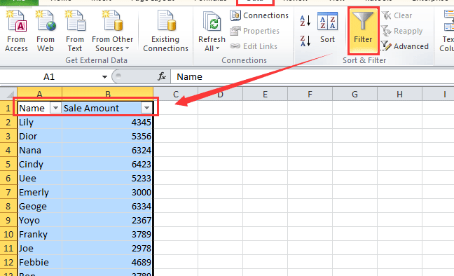 How To Unhide All Rows In Excel