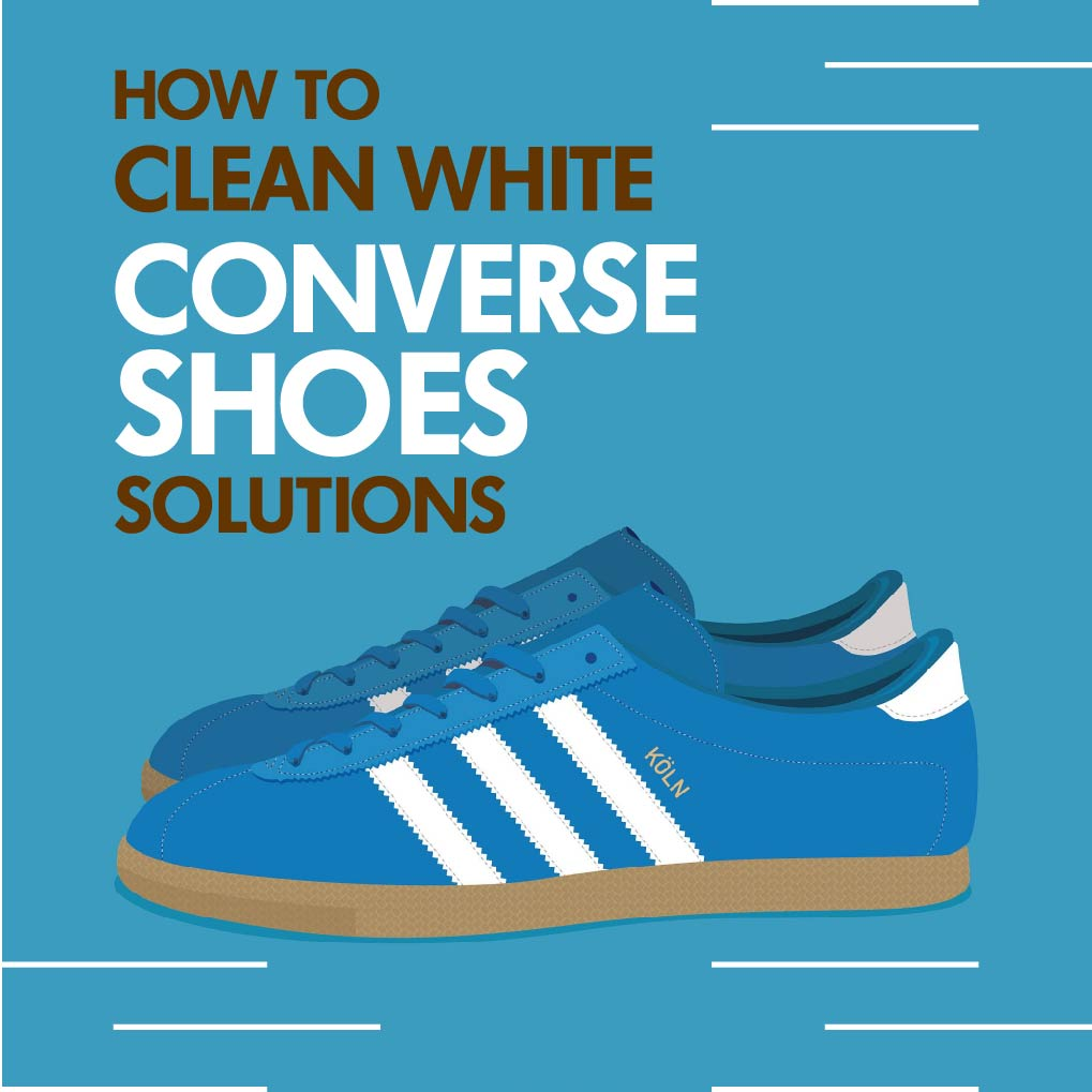How To Clean White Converse Without Baking Soda