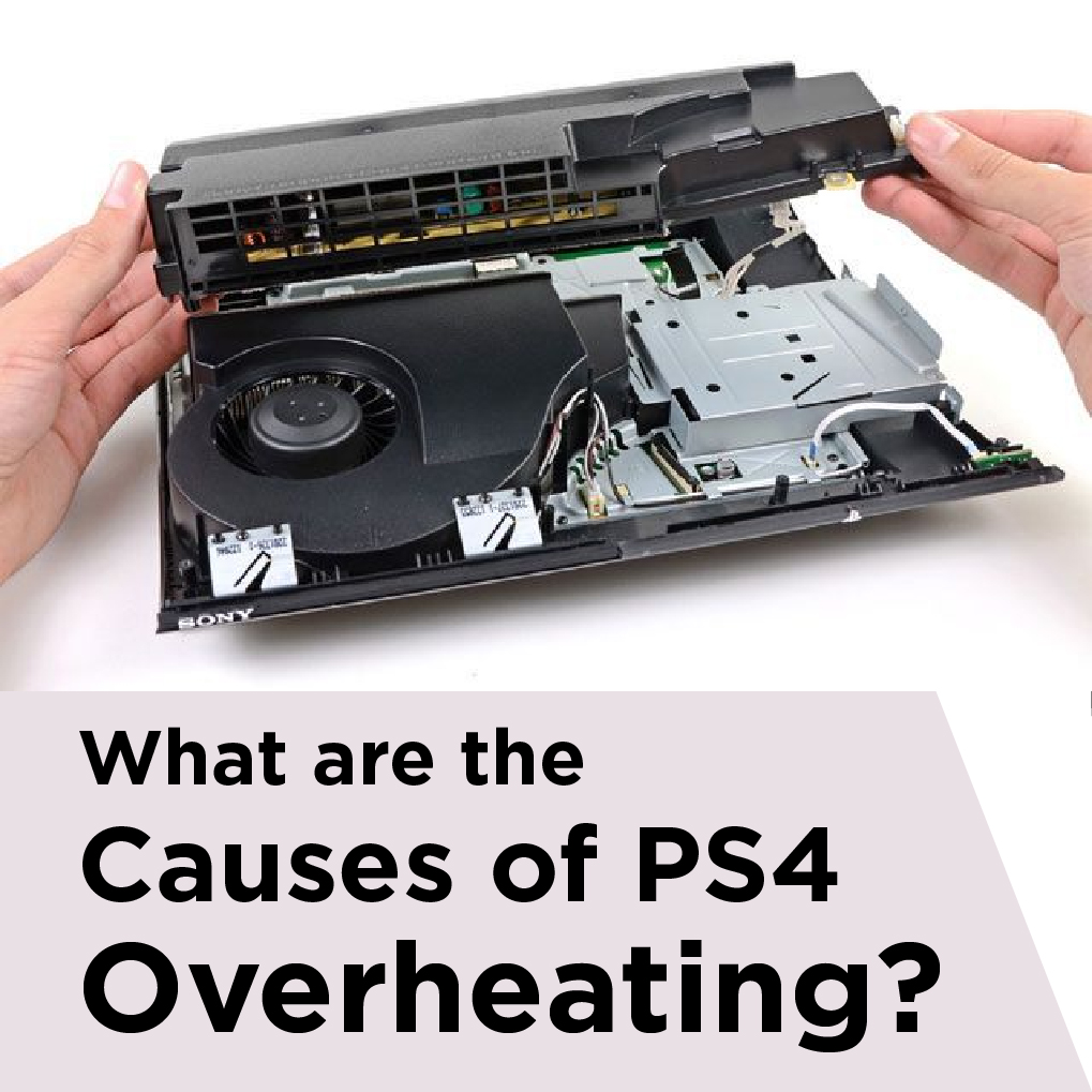 Ps4 Pro Overheating