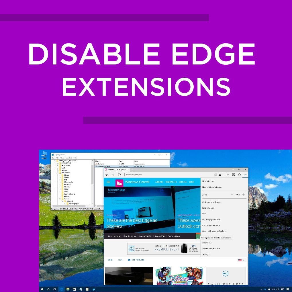 why my microsoft edge is not working